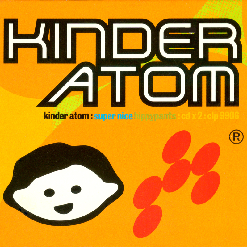 kinder atom - super nice hippy pants